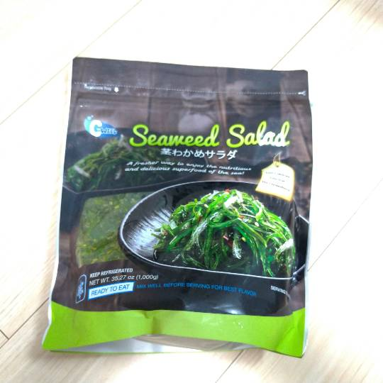 YAMAT FOODS 茎わかめサラダ|コストコ通掲示板